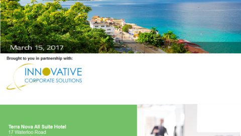Cylance Launch Event in Jamaica